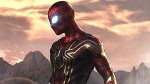 《蜘蛛侠:英雄远征》开启漫威新篇章电影海报