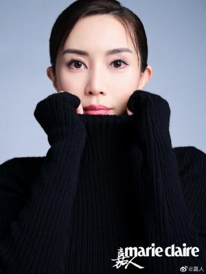 应青蓝 (Kylie Ying) 优雅迷人写真图片