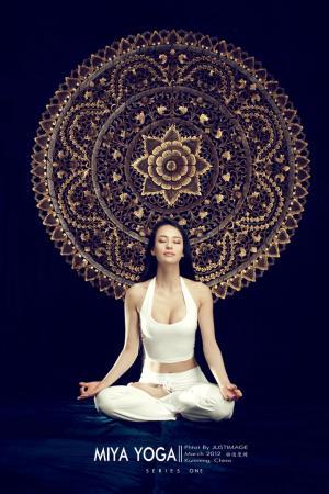 母其弥雅瑜伽印度风情篇