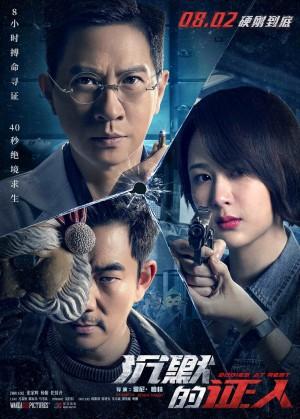 电影《沉默的证人》最新海报图片