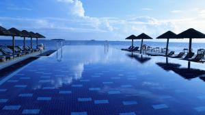 马尔代夫唯美海边风景高清桌面壁纸
