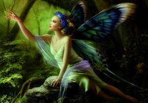 天仙人体艺术高清唯美梦幻意境美图