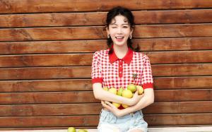 陈瑶时尚甜美少女感写真高清图片壁纸