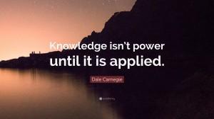 美国现代成人教育之父戴尔·卡耐基的正能量名言