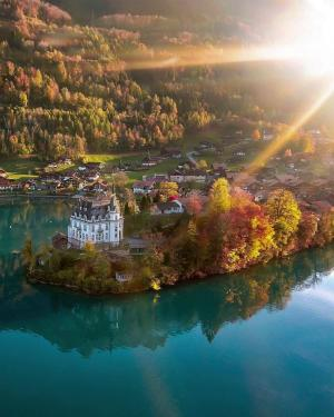瑞士伊瑟尔特瓦尔德镇