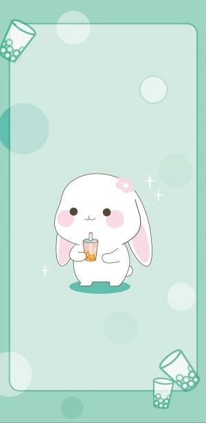 機靈可愛的甜兔醬