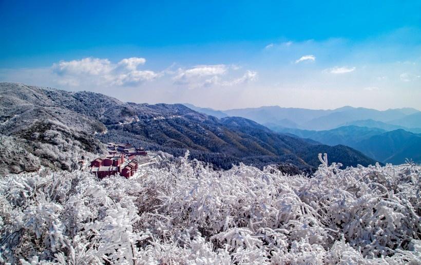 湖南阳明山国家森林公园风景图片