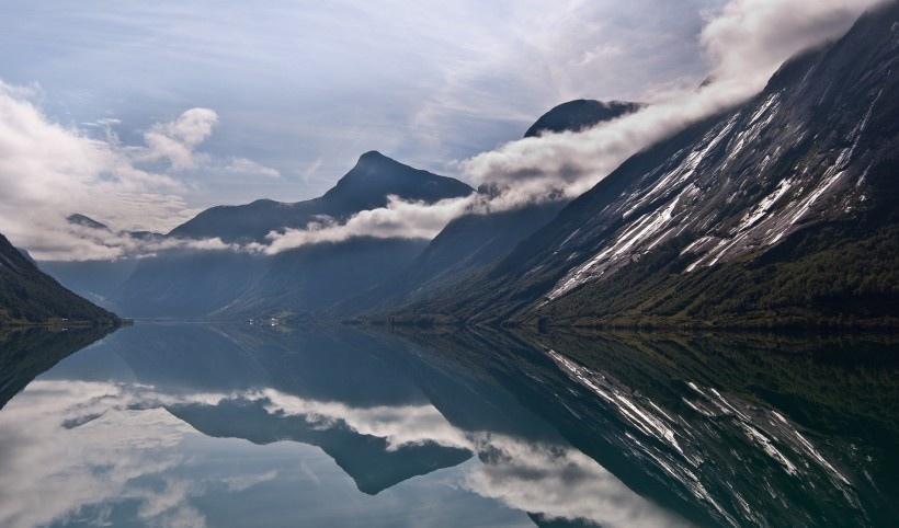 北欧挪威风景写真