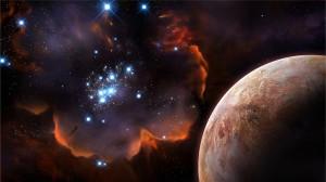 浩瀚宇宙星云迷人高清壁纸