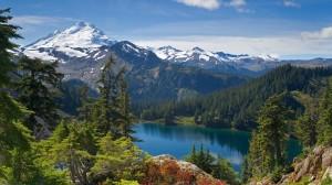 大自然秀美景色图片桌面壁纸