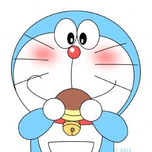 哆啦A梦卡通头像图片