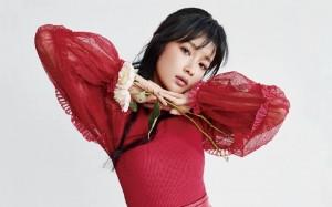 孙怡甜美慵懒优雅时尚迷人写真