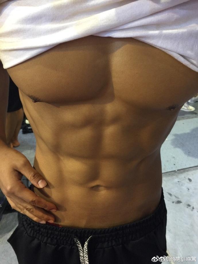 中国好身材,传播肌肉健身正能量