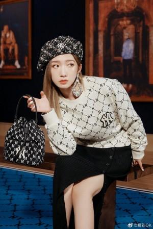 孟美岐潮奢时尚写真图片