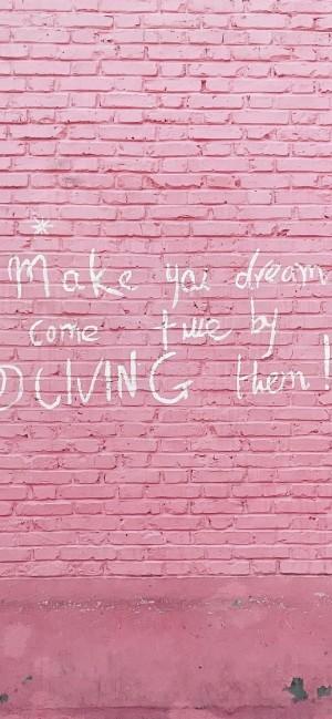 粉色ins少女风高清手机壁纸