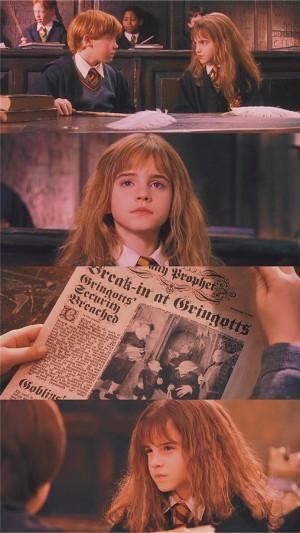 哈利波特拼接高清剧照裁剪手机壁纸