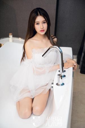 尤果网美女欣怡软萌妩媚性感写真图片