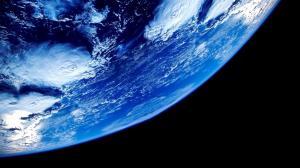 太空俯瞰风景壁纸