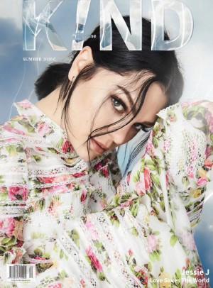 范丞丞K!ND唯美杂志封面写真图片