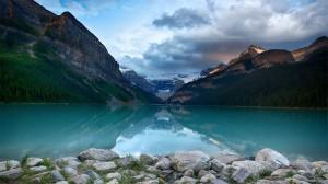加拿大优美风景高清桌面壁纸