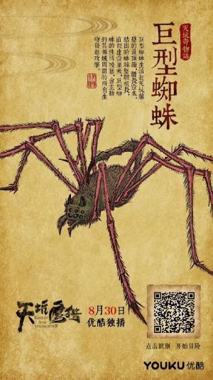 《天坑鹰猎》里面的一本《天坑奇物志》记录了我大天坑的奇异生物