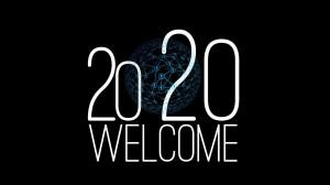 2020年创意艺术字