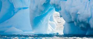 南极冰川风景壁纸
