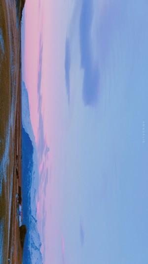 梦幻天空景色横屏手机壁纸