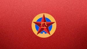 八一建军节军徽创意设计