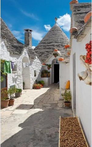 意大利特鲁洛建筑是世界文化遗产