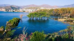 大理洱海唯美风景图片