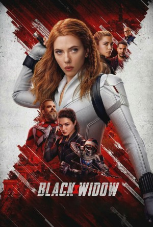 《黑寡妇》电影海报图片