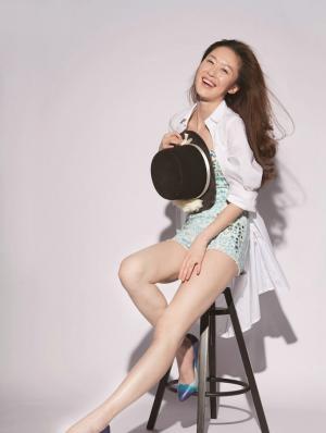 张雯最新写真图片,《战魂》第一女主大片曝光