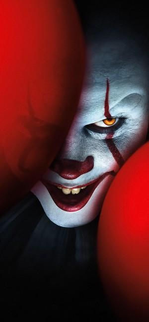 小丑回魂2影视惊悚高清手机壁纸