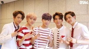 韩国男子组合B1A4