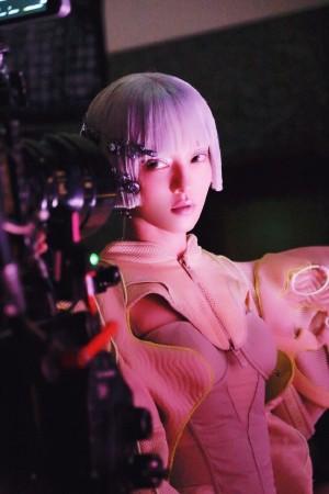 张韶涵新歌MV酷美写真图片