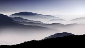 大自然日落美景桌面壁纸