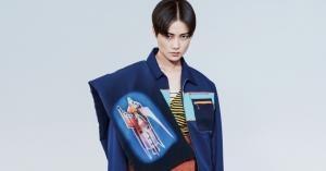 时尚炫酷李宇春写真