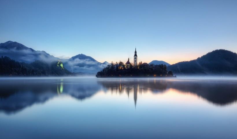 斯洛文尼亚风景