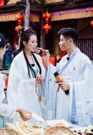 蔡少芬张晋《妻子的浪漫旅行第四季》精彩图片