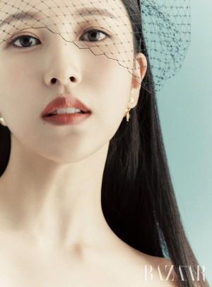 TWICE里的小姐姐Mina名井南