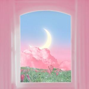 窗口的月亮
