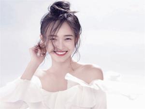 唐嫣可爱魅力性感写真图片