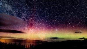 美国阿拉斯加的唯美意境风景
