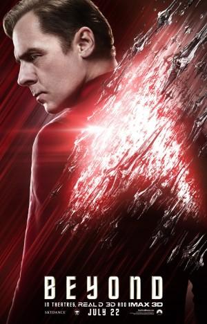 《星际迷航4》角色海报图片