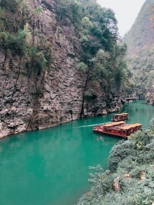 长江三峡风景图片