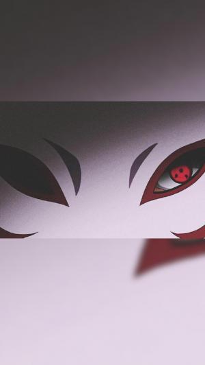 《火影忍者》瞳术写轮眼炫酷高清图片
