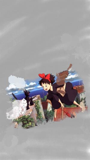 宫崎骏动画手机壁纸图片