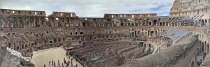 罗马圆形竞技场图片