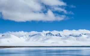 最美的雪山风景